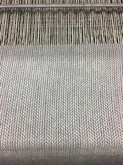 weaving herringbone twool cloth, calders, yorkshire