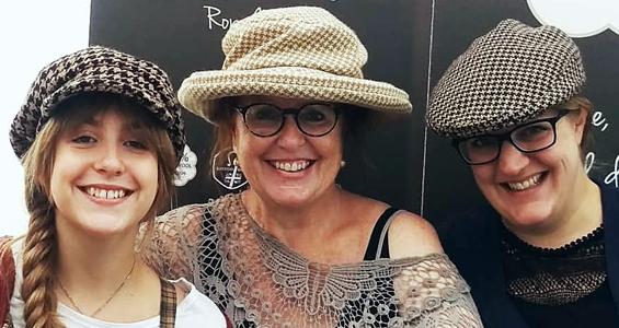 Twool - Kim Stead, Charlotte Stead, Elizabeth Shepley, twool British Wool Hats